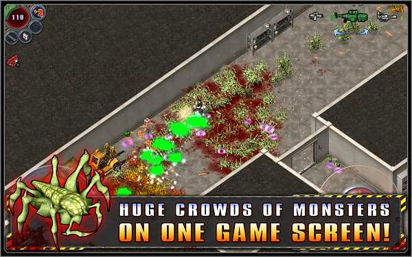 Alien Shooter v1.1.6 Cracked APK + MOD [Unlimited Money]