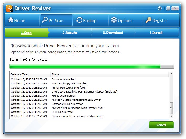 ReviverSoft Driver Reviver 5.15.1.2 Serial Key Full Version