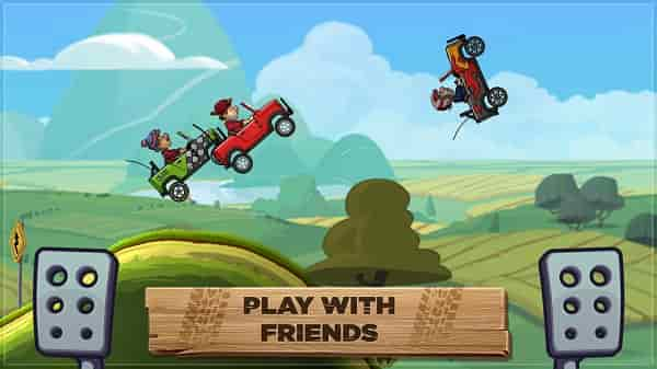 Hill Climb Racing 2 MOD APK [Unlocked]