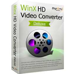 WinX HD Video Converter 6.0.4 For MAC Cracked Full Version