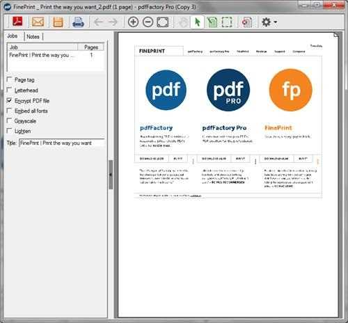 PdfFactory Pro 7.06 With Crack