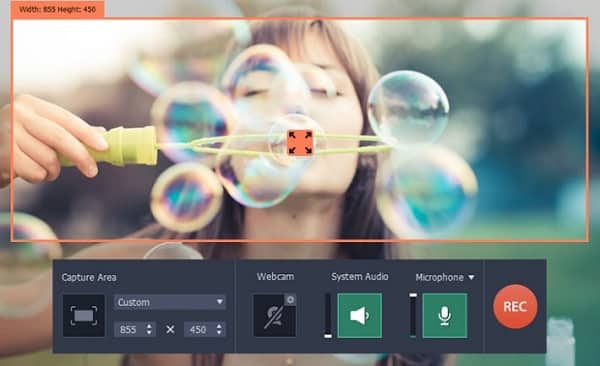 Movavi Screen Recorder 9.3.0 With Crack Full Version